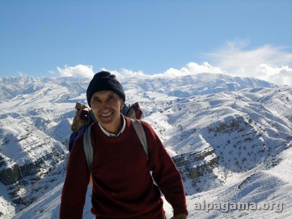 Приз зрительских симпатий. «Курбан Пирмедов – надежный друг в горах» Елена КУРБАНОВА