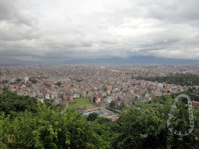 Столица Непала - Катманду