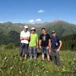 Прогулка до 2500 м