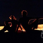 III место «Силуэты Ночи (Дарваза)» Артем КОРОЛЕВ