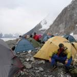 Первый лагерь (4200м)