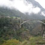 Мосты на подъезде к Церматту