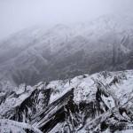 «Весенний снегопад на Маркоу» Елена КУРБАНОВА