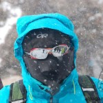 «Человек в маске (Айрыбаба февраль 2012)» Бегенч МАМЕДОВ