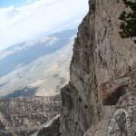 «Отвесные скалы (гора Душак)» Роман АНОШКИН