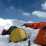 Третий лагерь (6130м)