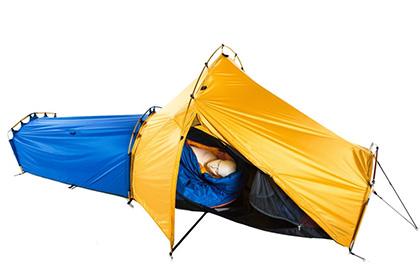 В Швейцарии представили универсальное укрытие для альпинистов