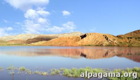 Озеро Каттаколь