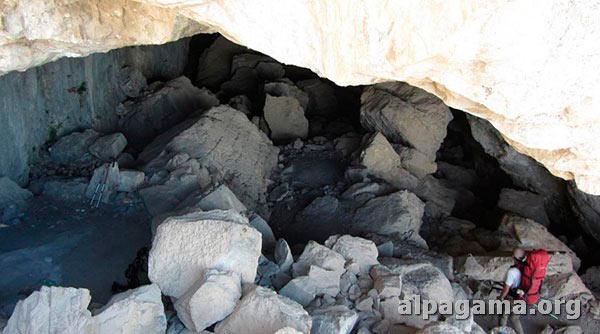 Пещера Дэв-Говок
