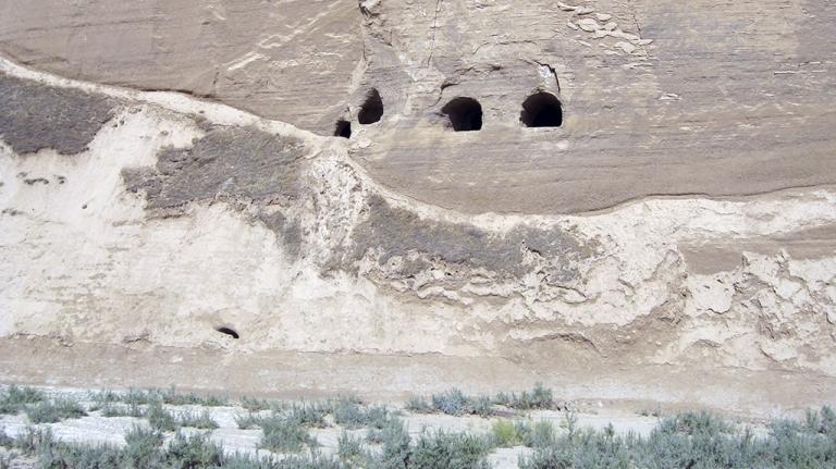Карабильские пещеры