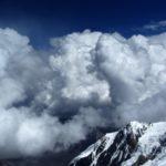 Облака с 7000. Путь к пику Ленина (фото: Дмитрий Винокуров)
