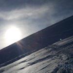 Восход над плато Парашютистов (фото: Дмитрий Винокуров)