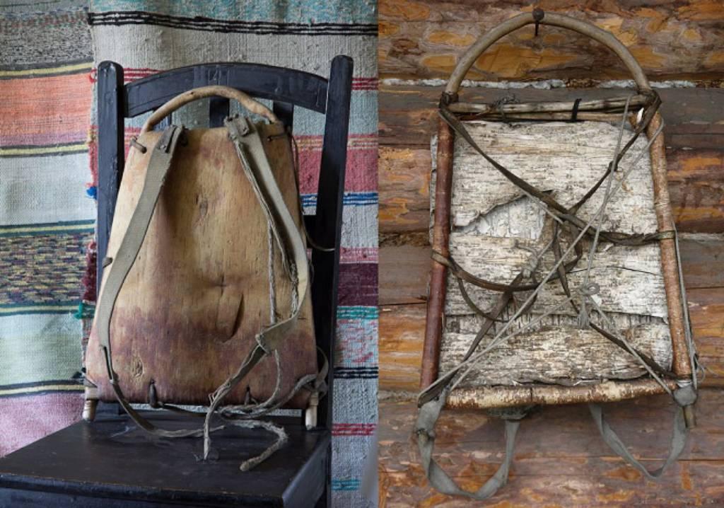 Сибирская поняга. История рюкзака
