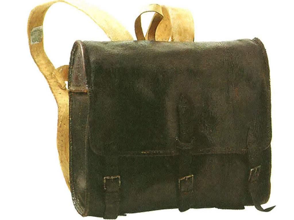 Походный ранец. История рюкзака