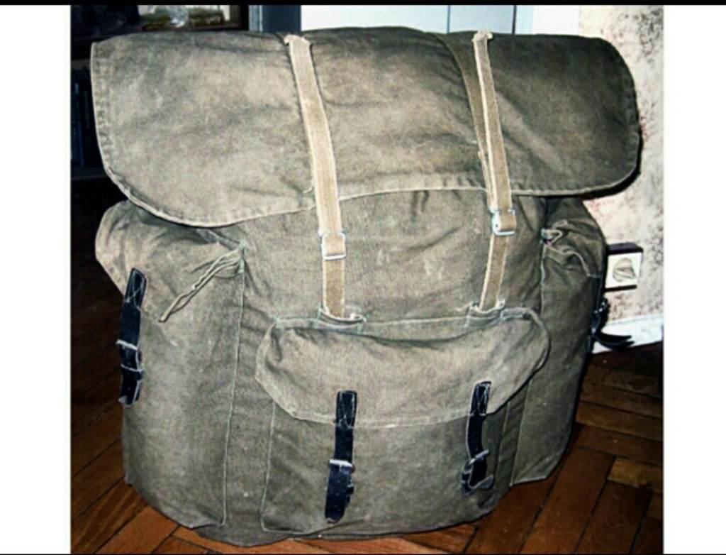 Абалаковский рюкзак. История рюкзака