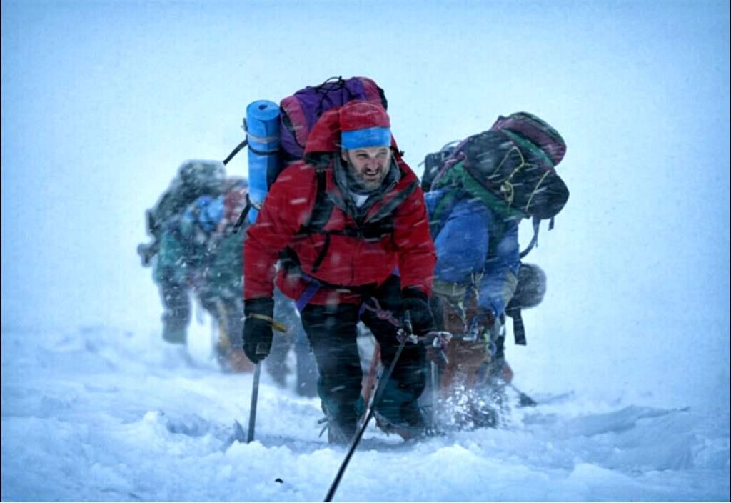 Фильм «Эверест», 2015 год