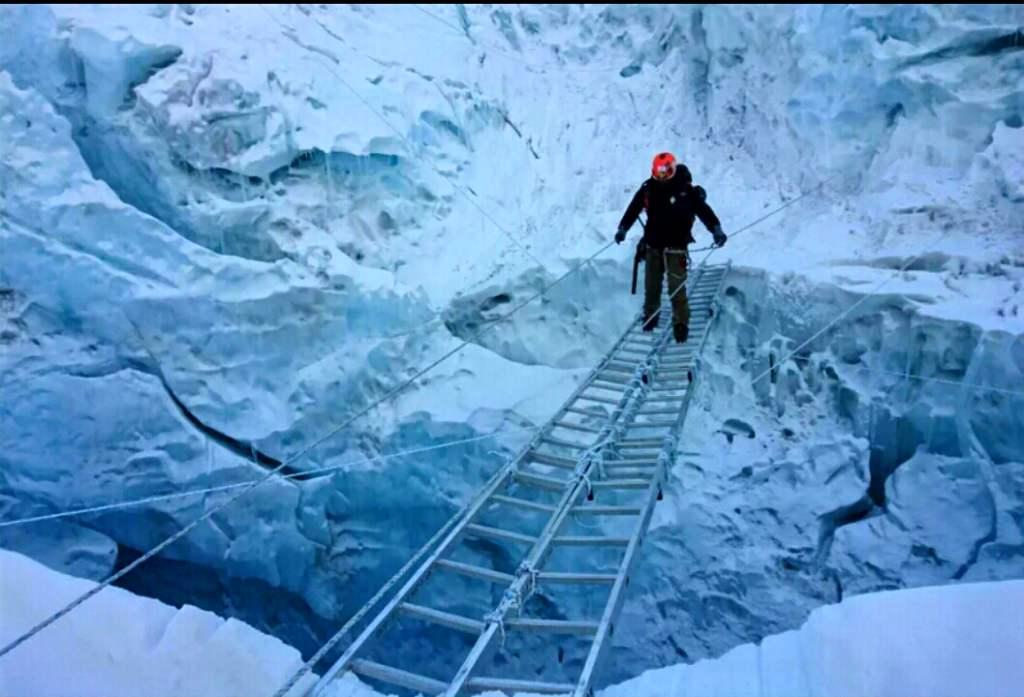 Ледопад Кхумбу