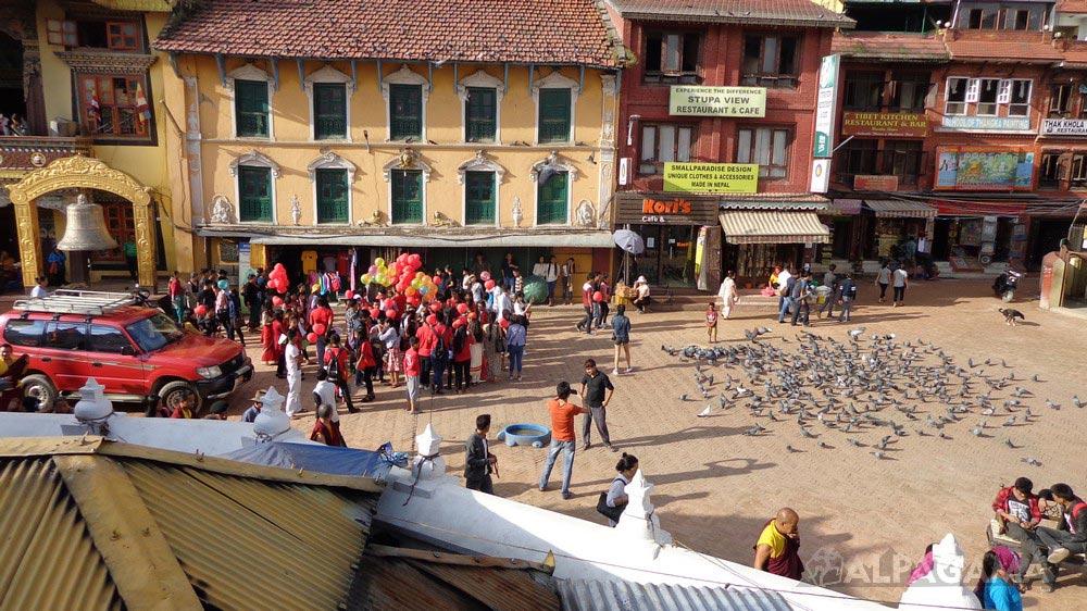 Катманду, Непал (фото: Дмитрий Серебряков)