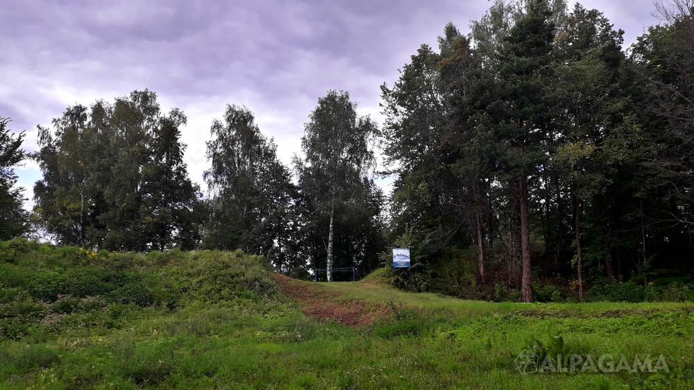 Вал вокруг града Стародуб-на-Клязьме
