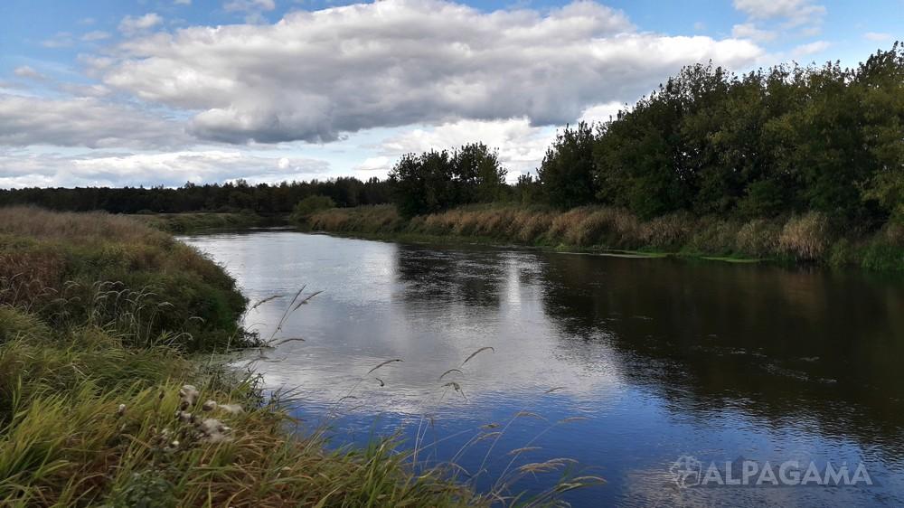 Собственно, река Уводь