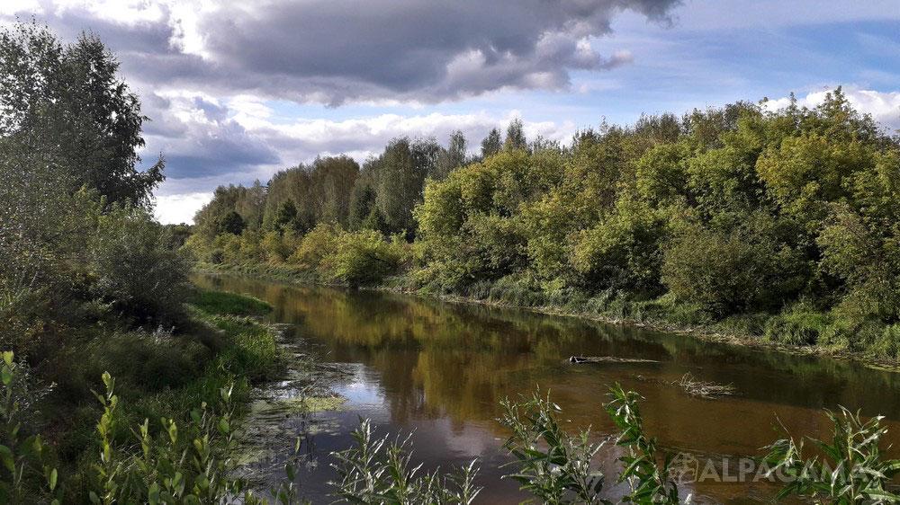 Канал от реки Уводь к Клязьме