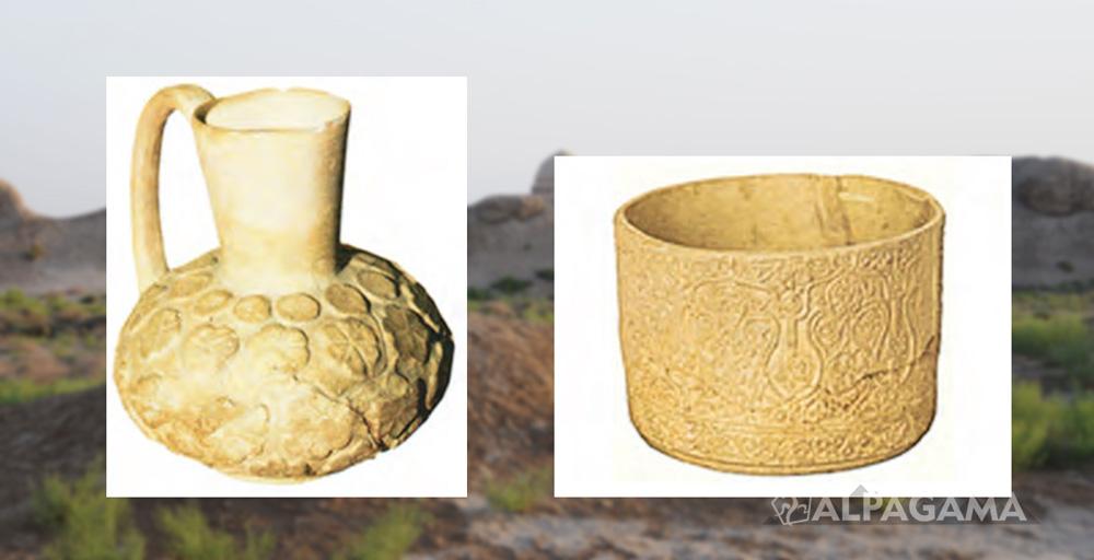 Штампованная керамика Мерва