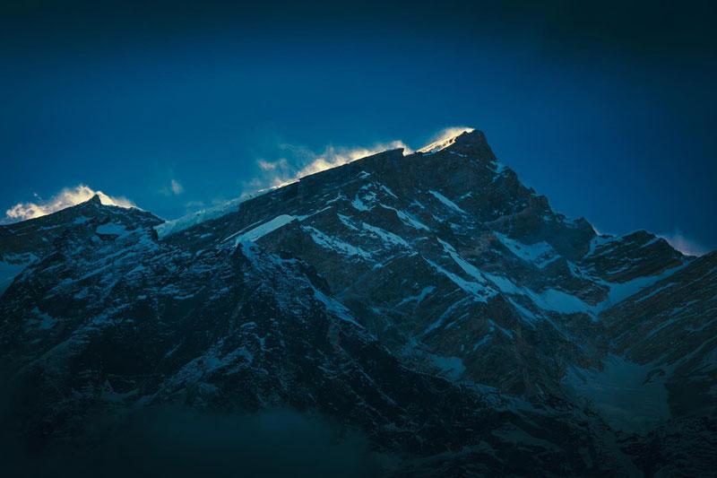 Аннапурна (8091 метр) (фото: Камран Али)