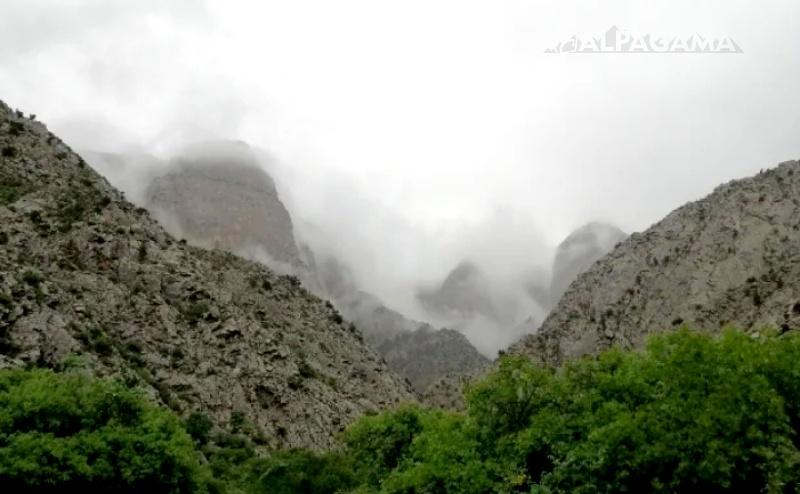 Ущелье Дарк - Северный цирк, гора Душак, Копетдаг