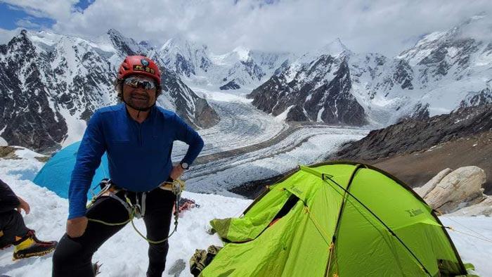 Ким Хонг Бин, экспедиция на Броуд-Пик 2021