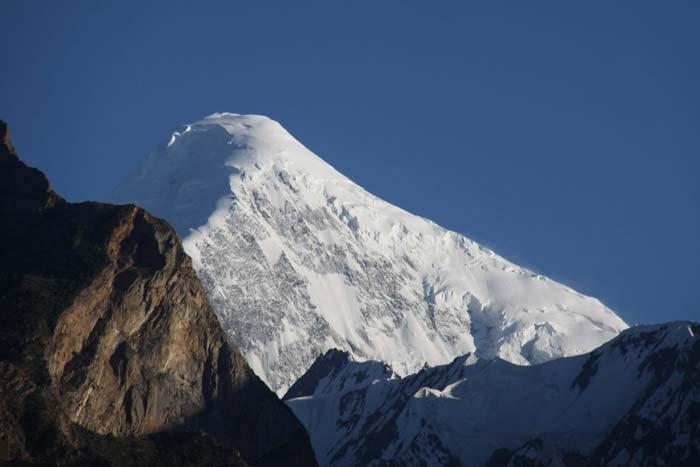 Пик Диран (7266 метров)