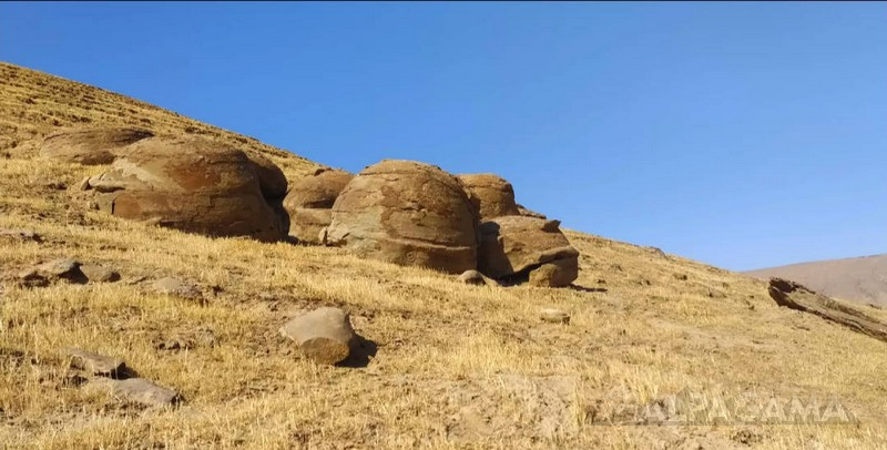 Как появились и где лежат каменные шары Койтендага