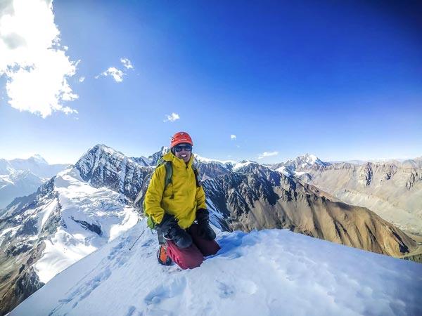 Йост пойдет на Эверест соло, зимой, Западным ребром