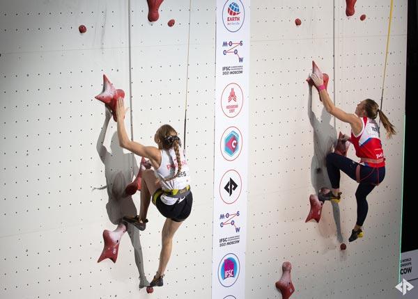 Два срыва соперниц сделали из Калуцке чемпионку