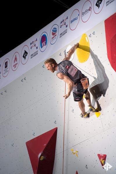 Среди мужчин чемпионом в третий раз стал австриец Якоб Шуберт