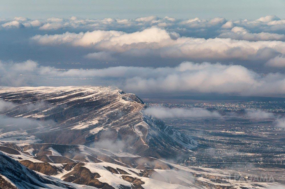 Вид на малую Тропу Здоровья (Кирилл Снарев)