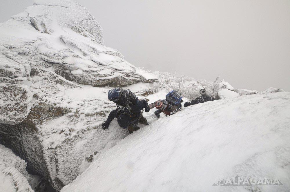 Восхождение на гору Сюнт (Семен Кузнецов)