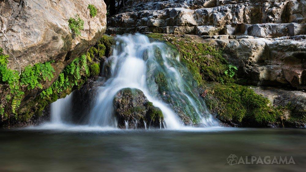 Водопады Койтена. Ущелье Дарай-дере (Светлана Крупская)