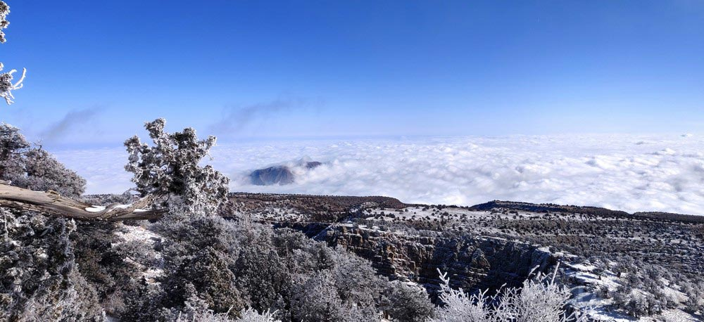 Морозный воздух (Тимур Дурдыев)