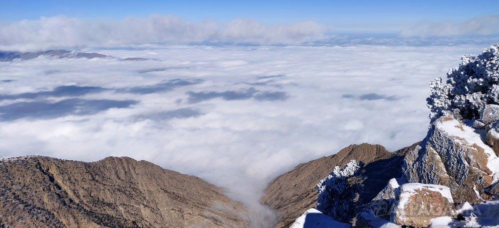 Море облаков (Тимур Дурдыев)