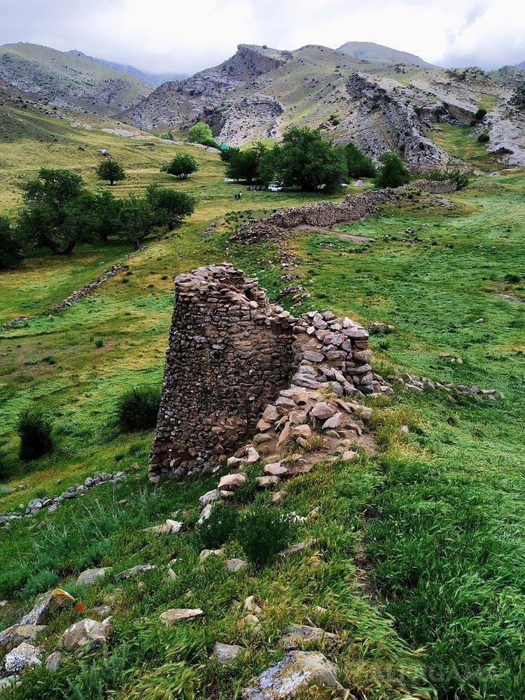 Старая крепость (Тереза Уварова)